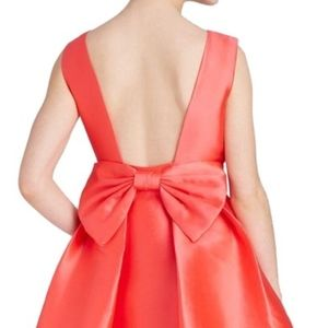Kate Spade Open Back Bow